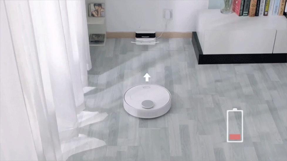 Robot lau nhà QIHOO 360 S6-06