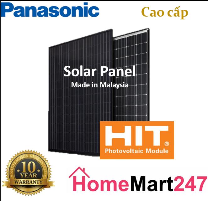 Năng lượng mặt trời gói cao cấp