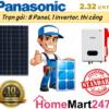 Solar 2.32 kwp standard