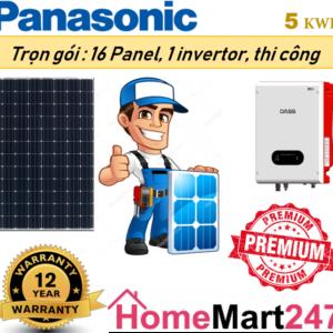 Solar 5kwp Premium